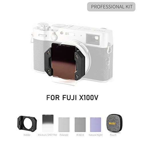 NiSi Filter Kit für Fuji X70 / X100 / X100S / X100F / X100T / X100V - Professional Kit