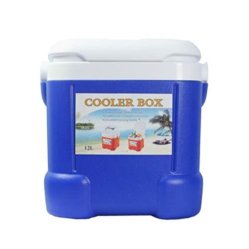 Z-Cooler box visbak koeler, blauwe grill conservering koeling koelbox auto last draagbare multifunctionele elektrische koelbox