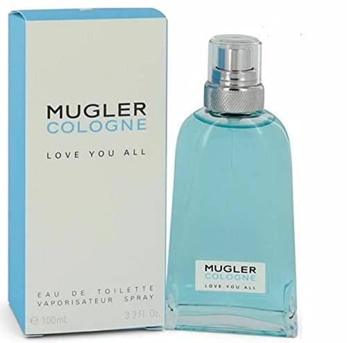 Thierry Mugler Mugler Cologne Love You All Edt Vapo 100 Ml - 100 ml.