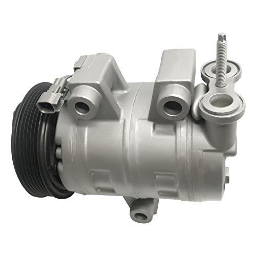 RYC Remanufactured AC Compressor and A/C Clutch FG661