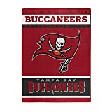 NFL Tampa Bay Buccaneers 12th Man, Red, 60 x 80-Inch
