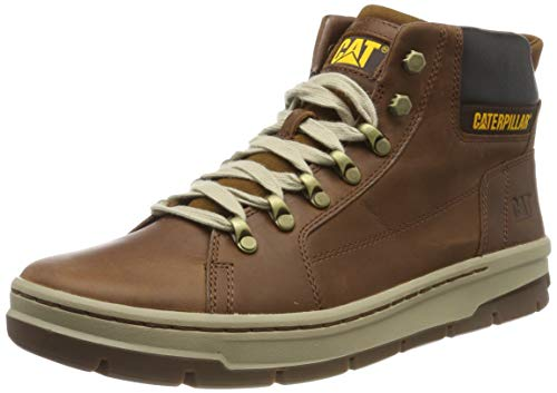 CAT Footwear Herren IRONDALE Sneaker, Braun (PEANUT Brown), 46 EU