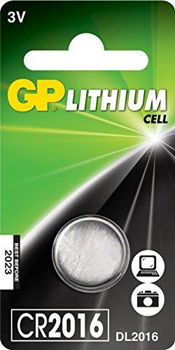 GP cellule au lithium C1 CR2016