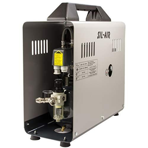 Compressore silenzioso a bagno d'olio Werther Sil-Air 50 D