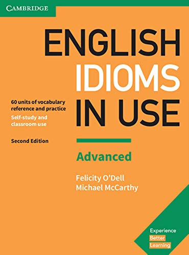 English idioms in Use Advanced. 2nd Edition. Book with answers