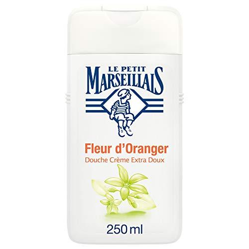 Le Petit Marseillais Douche Crème Extra Doux, Fleur d'Oranger, 250ml