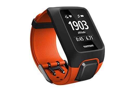 TomTom Adventurer Reloj Deportivo, Unisex Adulto, Naranja, L