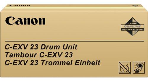 Canon C-EXV 23 61000pages Black printer drum - printer drums (Canon iR20xx, 61000 pages, Black, Black)