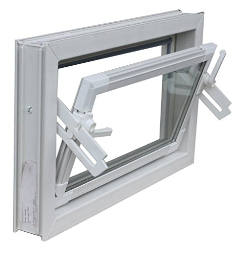 Trobak -  Kellerfenster weiss