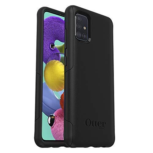 OtterBox Commuter Lite für Samsung Galaxy A51, schwarz