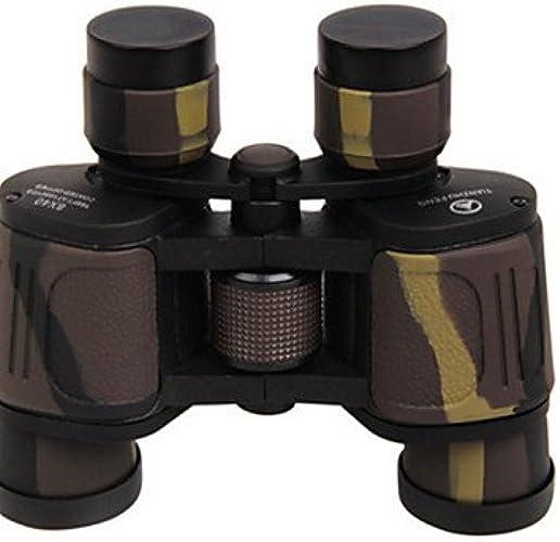 PIGE PANDA 8 40mm mm Jumelles BAK7   Weather Resistant 168   1000m 30mm Central Focusing usage général multi-couches