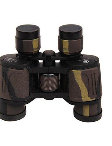PIGE PANDA 8 40mm mm Jumelles BAK7 / Weather Resistant 168 / 1000m 30mm Central Focusing usage général multi-couches