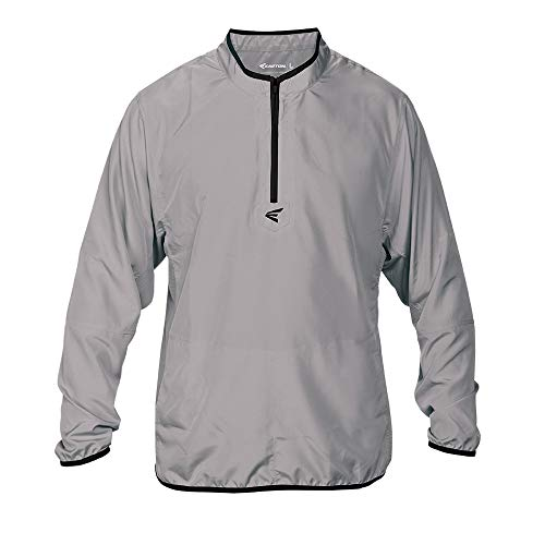 EASTON M5 CAGE Jacket, Youth, XLarge, Grey