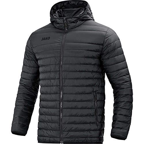 JAKO Herren Steppjacke Sonstige Jacke, schwarz, 4XL