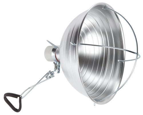 "Bayco SL-302B3 10 1/2"" Brooder Clamp Light"