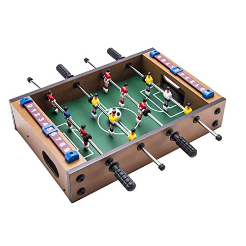 Macro Giant 27 Inch Wooden Tabletop Football Foosball, Party...