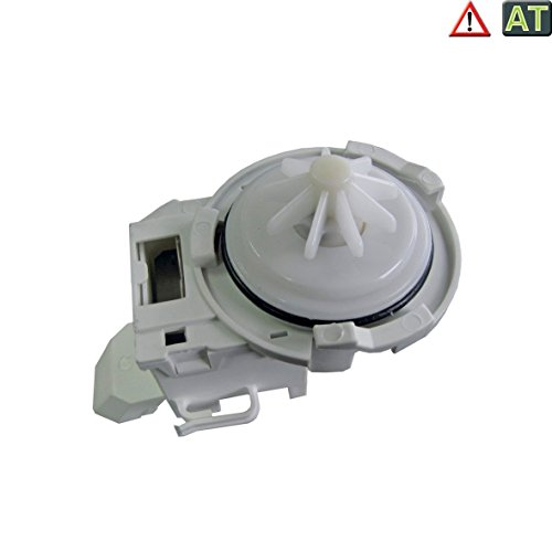 VIOKS Pumpe Laugenpumpe Abwasserpumpe Spülmaschine Geschirrspüler passend wie Siemens Bosch 00165261 165261 00165262 165262 426460 Whirlpool 481236018503