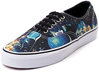 (バンズ) VANS Authentic Star Wars Poster Skate Shoes スターウォーズ・ポスター・スケートシューズ メンズ9.5(27.5cm) レディース11(28cm) [並行輸入品]