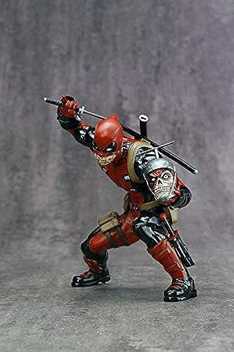 Marvel Comics ARTFX+ PVC Statue 1 10 Deadpool (Marvel Now) Exclusive 15 cm by Kotobukiya