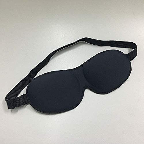 LVYI Latex Augenmaske Schlaf Augenmaske Shading Augenschutz Nahtlose koreanische Version Breathable Fit Gesicht Contour Beruhigen Dreidimensionale Augenmaske