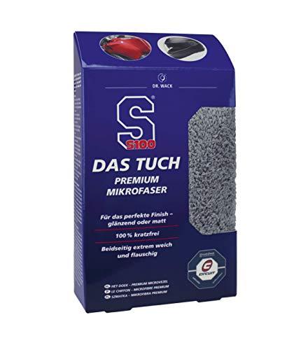 S100 Das Tuch - Premium Mikrofaser, 40 x 40 cm
