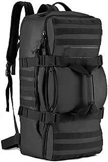 SYMALL 60L Uomo Zaino da Hiking Impermeabile Zaino Trekking Bagaglio a Mano Borsone Duffle Bag Tattico Militare Zaino Assa...