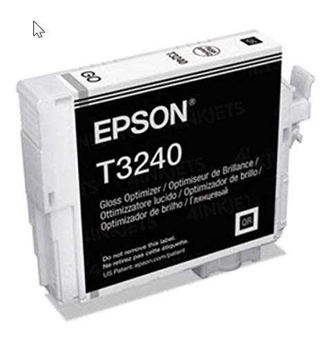 Epson T324020 Epson UltraChrome HG2 Gloss Optimizer Ink Photo #3