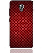 Lenovo Vibe P1 حافظة سيليكون TPU مع تصميم نقش بنقاط سوداء