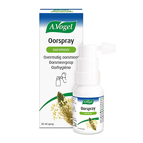 A.Vogel Oorspray Oorsmeer (20ml)