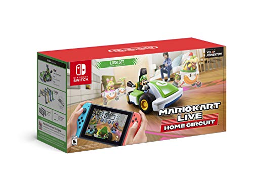 nintendo switch con juego mario kart fabricante Nintendo