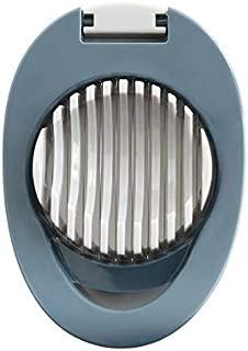 Egg Slicer for Boiled Eggs - Egg Cutter Stainless Steel Heavy Duty