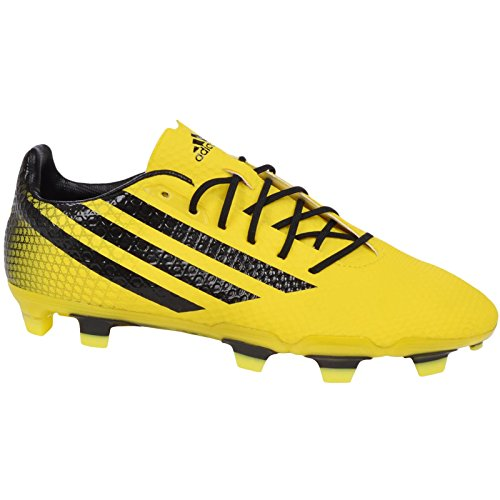 adidas Performance Mens Crazyquick Malice FG Rugby Boots - Yellow - 13US