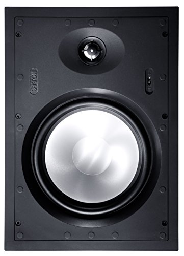 Canton InWall 880 Einbau- Lautsprecher (Nenn-/Musikbelastbarkeit: 90/160 Watt) 1 Paar weiß