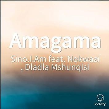 Amagama