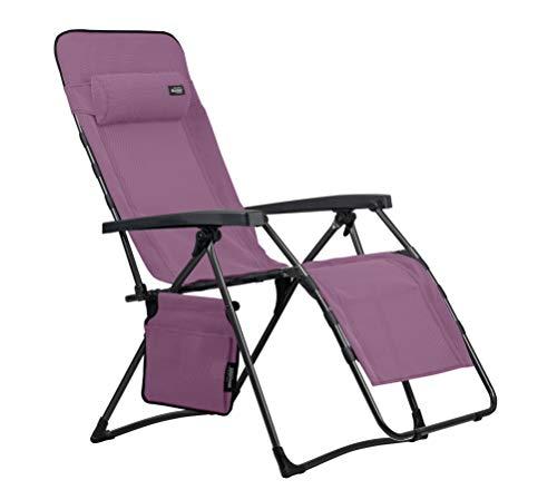 Westfield XL Relaxliege pink textilene bis 140 kg belastbar