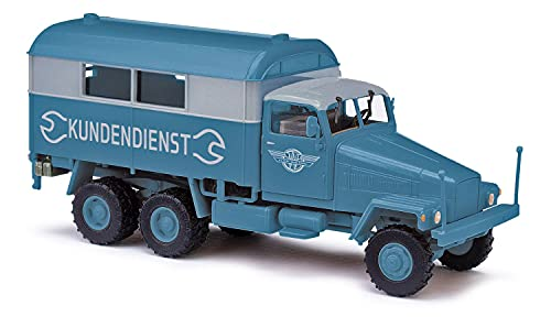 Busch - Ifa G5 Koffer Kundendienst Ernst Gruppe 1956 (3/21) * - BA51573