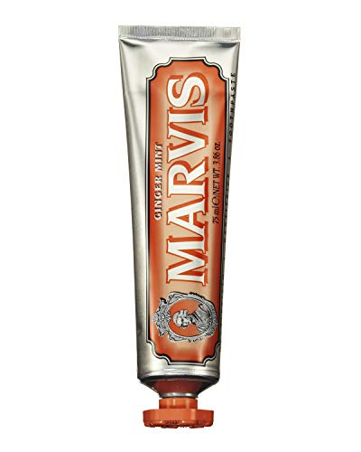 Marvis Toothpaste Ginger Mint Dentifrico - 1 Prodotto