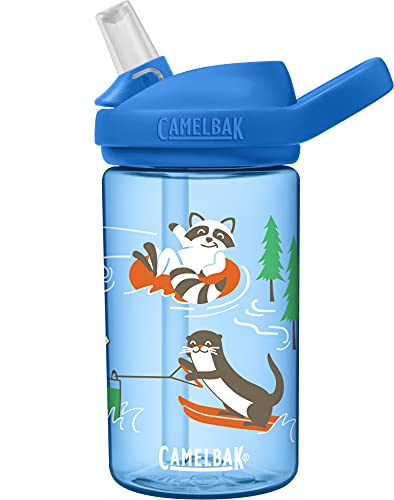 CAMELBAK Eddy+ Kids 14Oz Wasserflasche, Spaß am See, 397 g