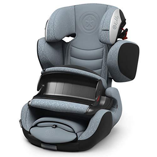 Asiento para el coche de bebé Kiddy 41553GF120Guardianfix 3 gris gris