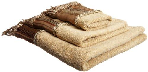 Popular Bath 340754 Contempo, Towel Set, Spice