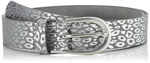 CECIL Damen 580467 Gürtel, Mehrfarbig (graphite light grey 20498), 6691 (Herstellergröße:115)