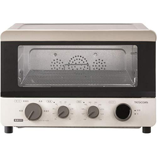 テスコム (TESCOM) 低温 コンベクションオーブン コンフォートベージュ TSF601K-C
