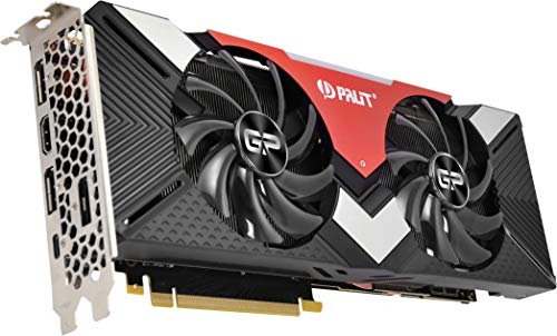 Palit GeForce RTX 2080 8 GB GDDR6, 256 Bit, 7680 x 4320 Pixel, PCI Express X16 3.0, NE62080S20P2-180A