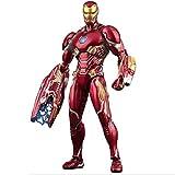ZHI BEI 15cm Marvel Infinity War Titan Hero Series Iron Man Modelo de colección MK50