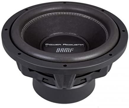 Power Acoustik BAMF-152 15