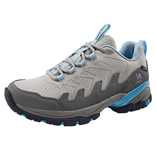 CAMELSPORTS Women's Hiking Shoes Waterproof Lightweight Trail Running Shoes Non-Slip Breathable Outdoor...