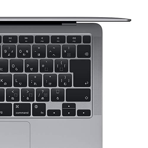 最新AppleMacBookAirAppleM1Chip(13インチPro,8GBRAM,256GBSSD)-スペースグレイ