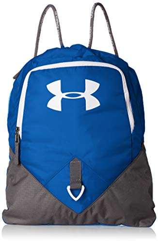 Under Armour UA Undeniable Sackpack Bolsa de Equipaje, Unisex Adulto, Azul (Royal/Graphite 400), Talla única