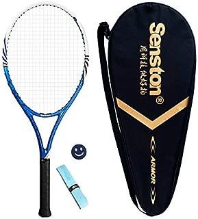 Senston 子供用 ジュニア 成人用の硬式テニスラケット テニス セット19/23/27インチ