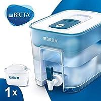 Dystrybutor z filtrem BRITA FLOW Maxtra+ Pure Performance, poj. 8,2l, smaczna, czystsza woda bez chloru i zanieczyszczeń